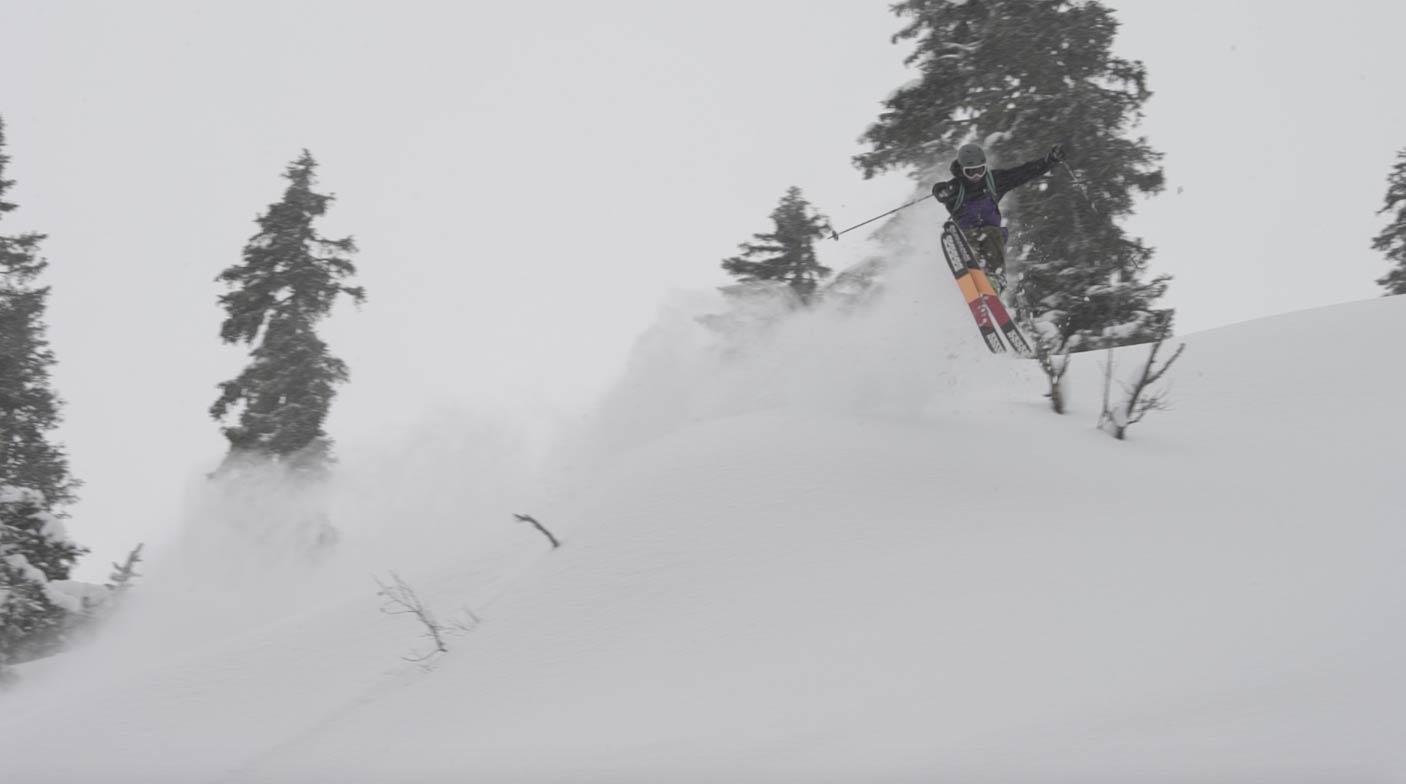 Der Winter 18/19 bot perfekte Bedingungen rund um Innsbruck und die wussten Luci und seine Crew auszunutzen. - Foto: Screengrab