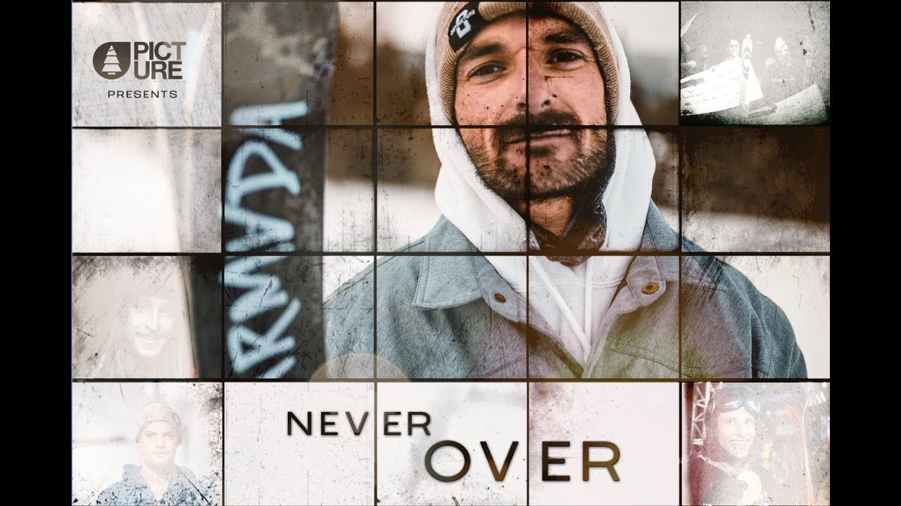 """Never Over"" (Full Movie) – 2019 – JF Houle"