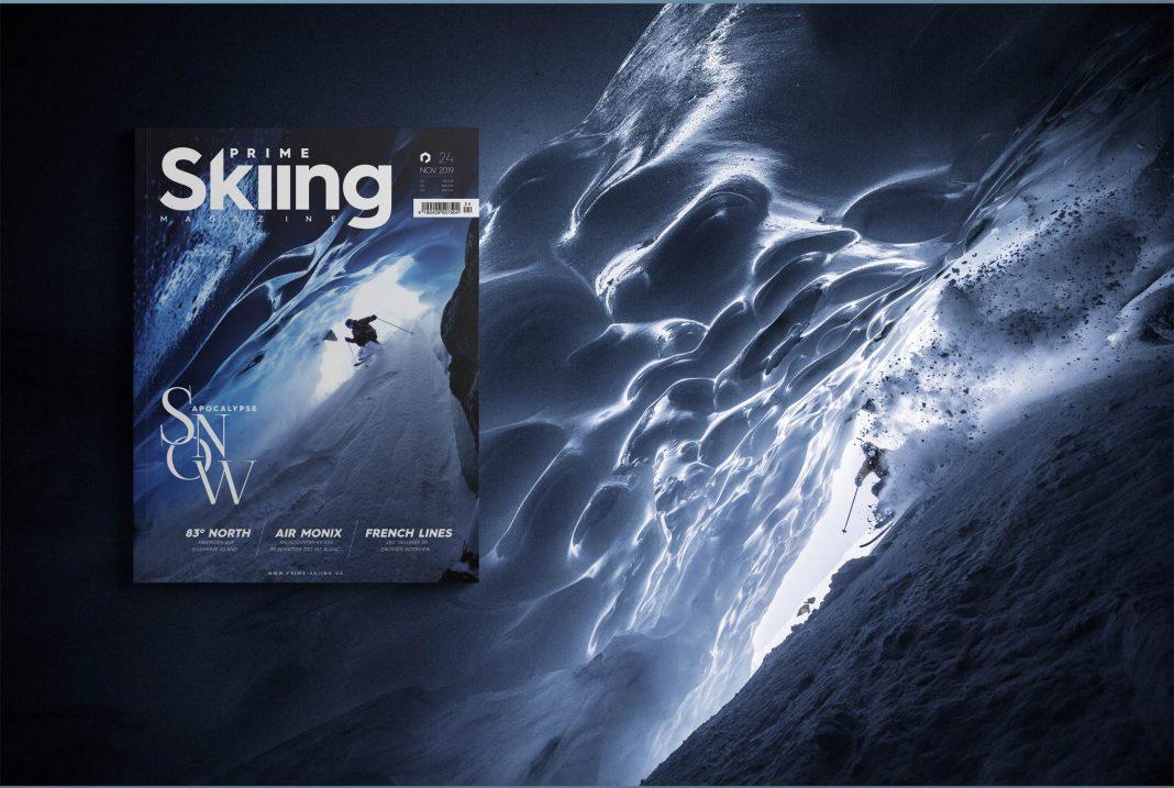 PRIME Skiing #24 – Jetzt am Kiosk!