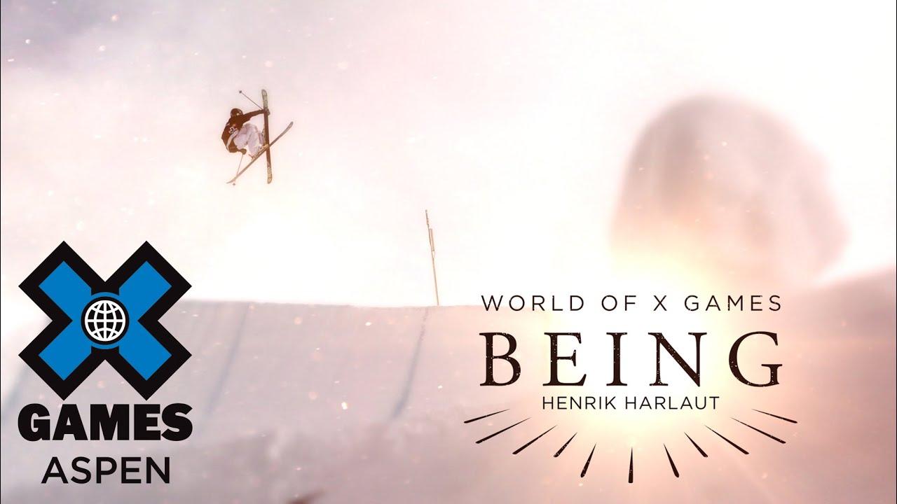 """Being"" – Kurzdoku über Henrik Harlaut (2020)"
