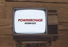 PowderChase Workout: Fit für den nächsten Pow