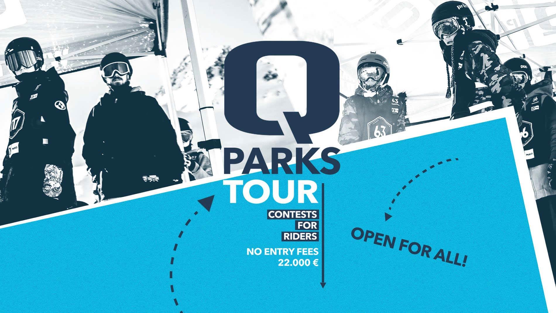 QParks Freeski Tour 2020 - #2 Penken Battle @ Penken Park Mayrhofen   Tirol   Österreich