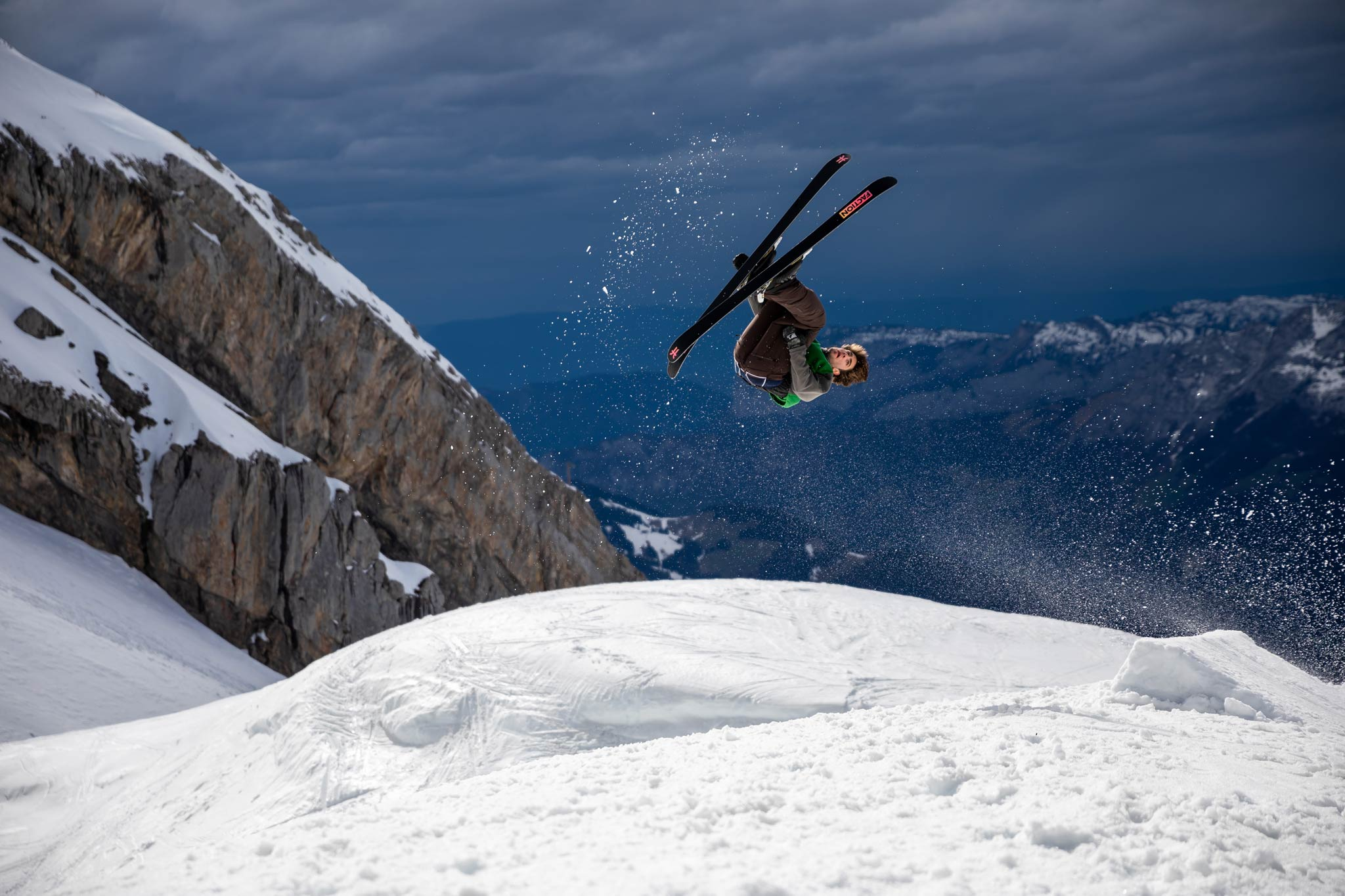Rider: Alex Hall - Foto: Pierre Augier