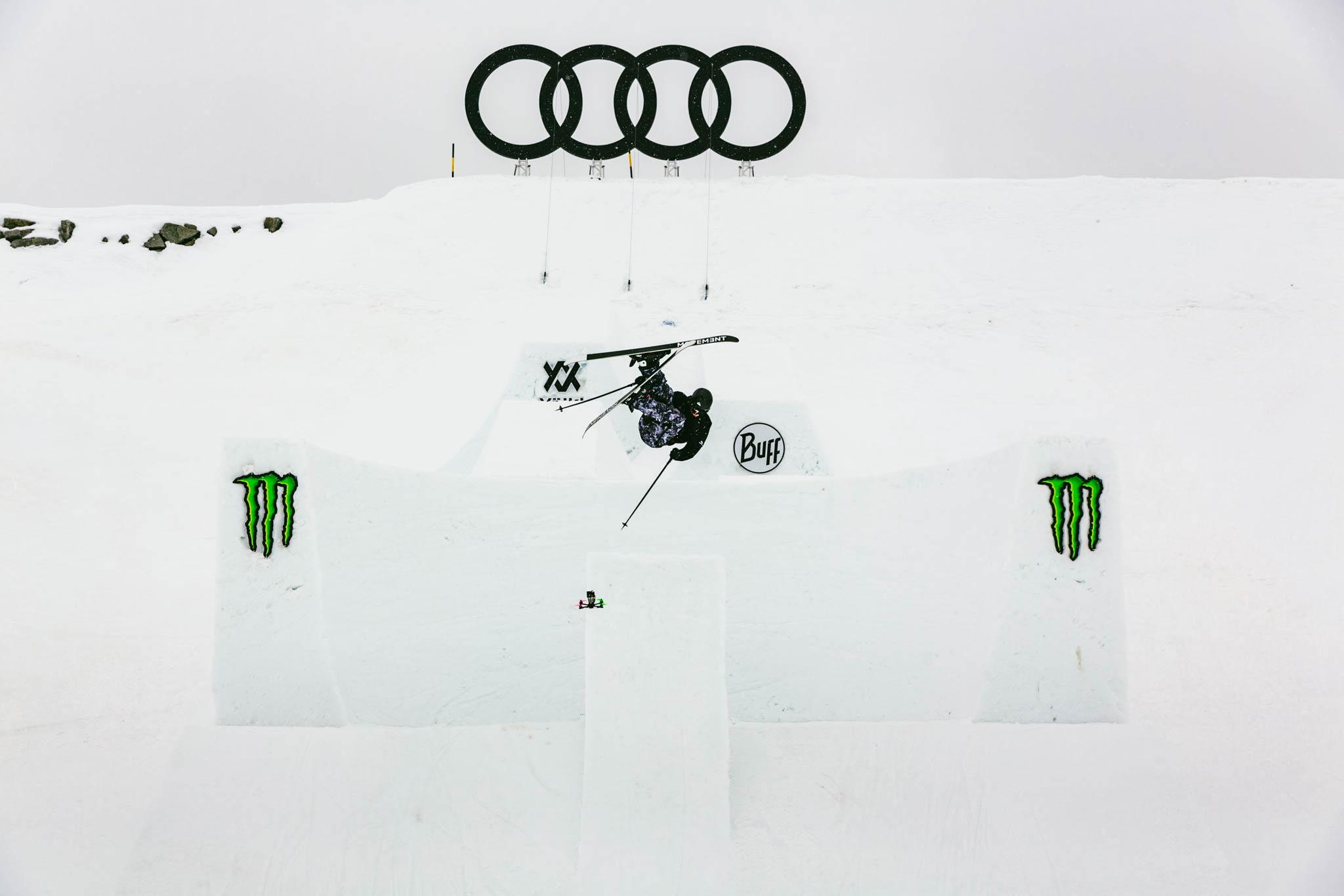 Rider Thibault Magnin - Foto: David Malacrida