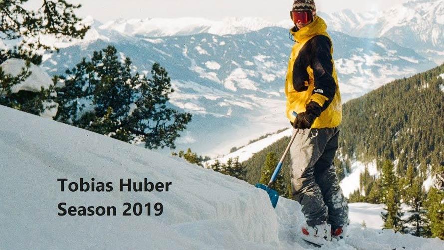 Tobi Huber Backcountry Season Edit 2019