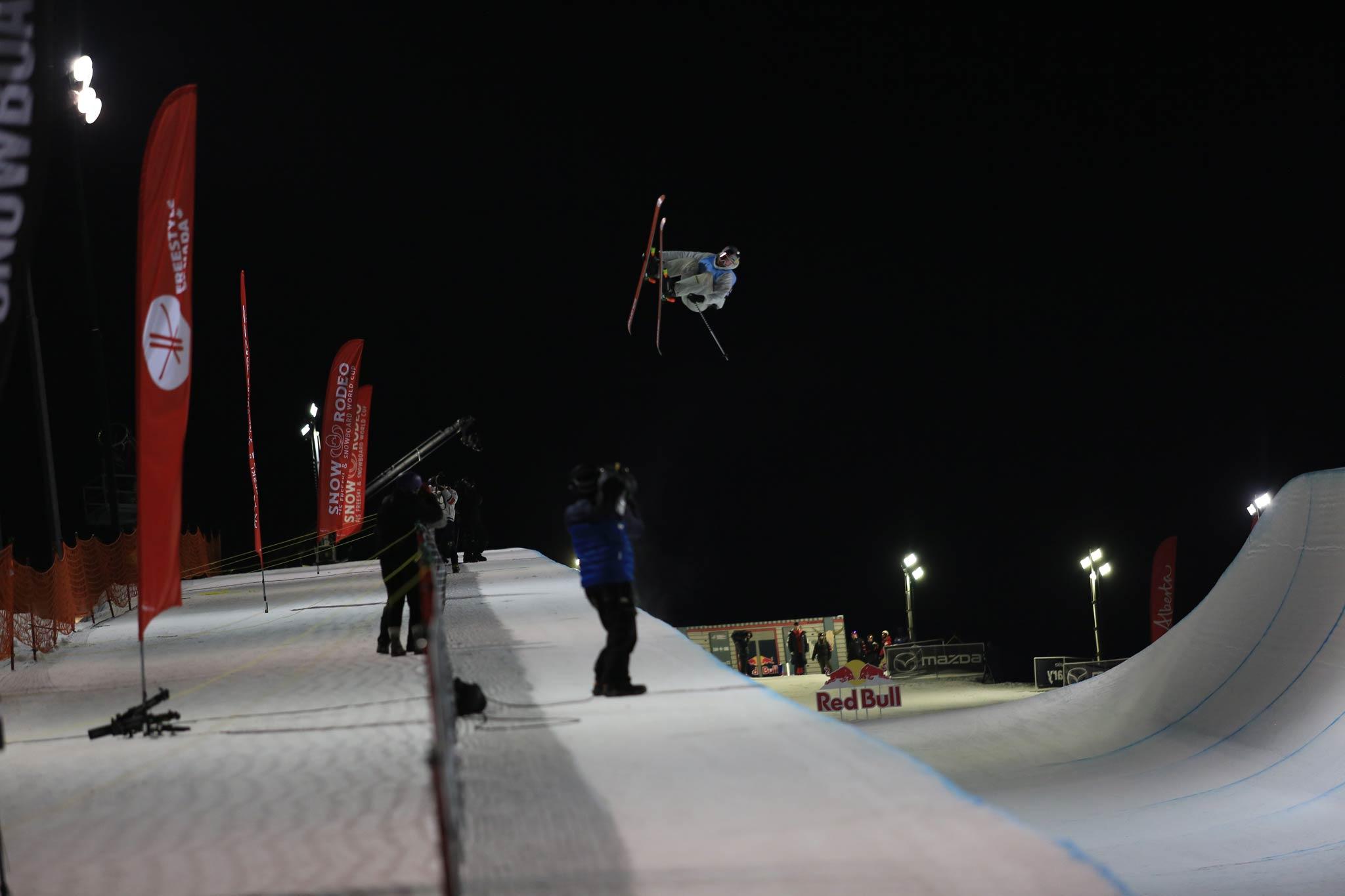 FIS Freestyle Halfpipe World Cup 2019/2020 #5: Calgary – Kenworthy siegt beim Comeback