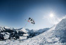 Open Faces Freeride Series 2020 #3: 18-jähriger Rookie Niko Partell siegt im Alpbachtal - Foto: Mia Knoll
