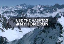#myhomerun - Gewinnt ein Wochenende für vier Personen zur FWT in Verbier