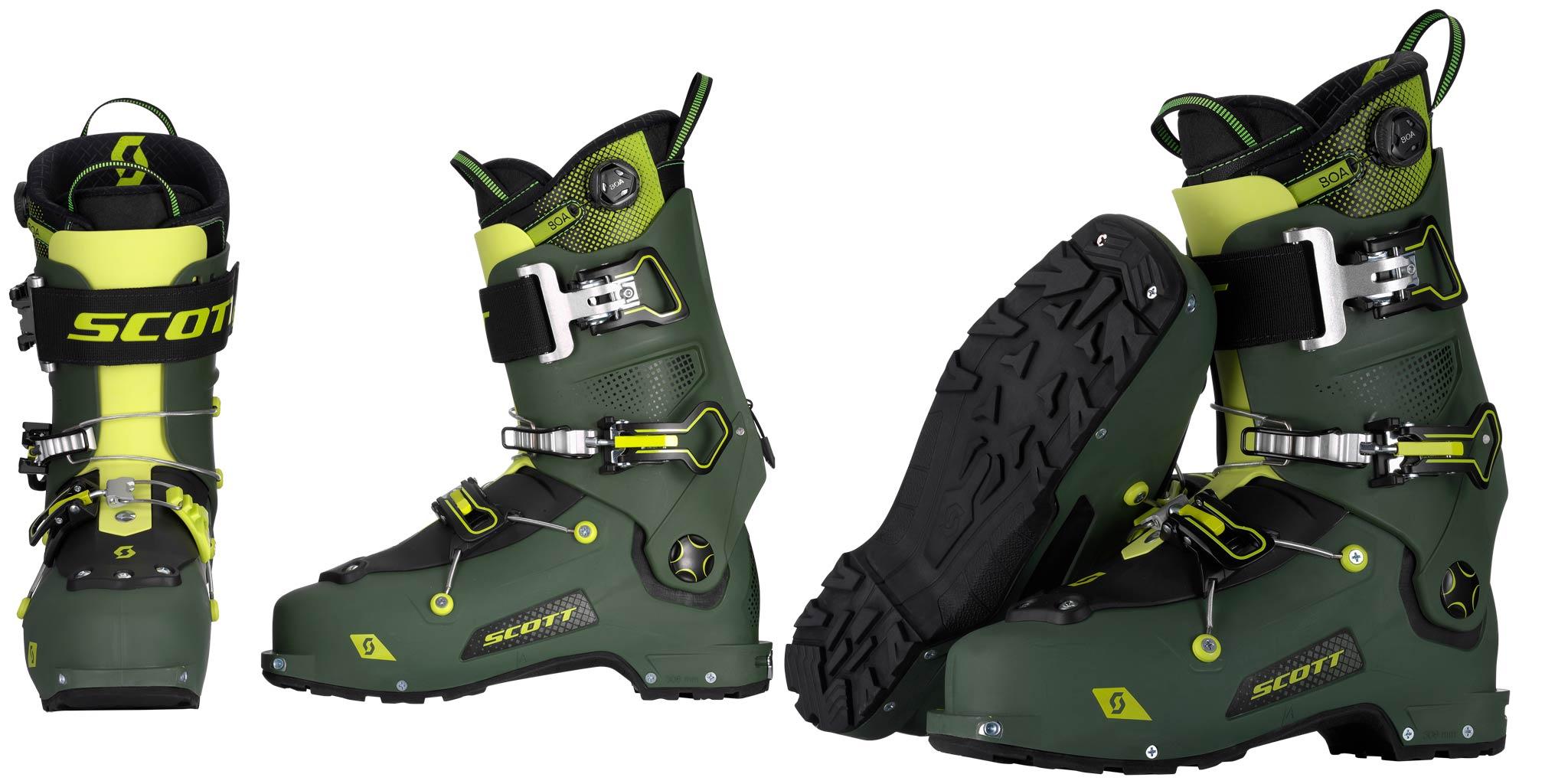 Scott Sports 2020/2021: Freetouring-Skischuh
