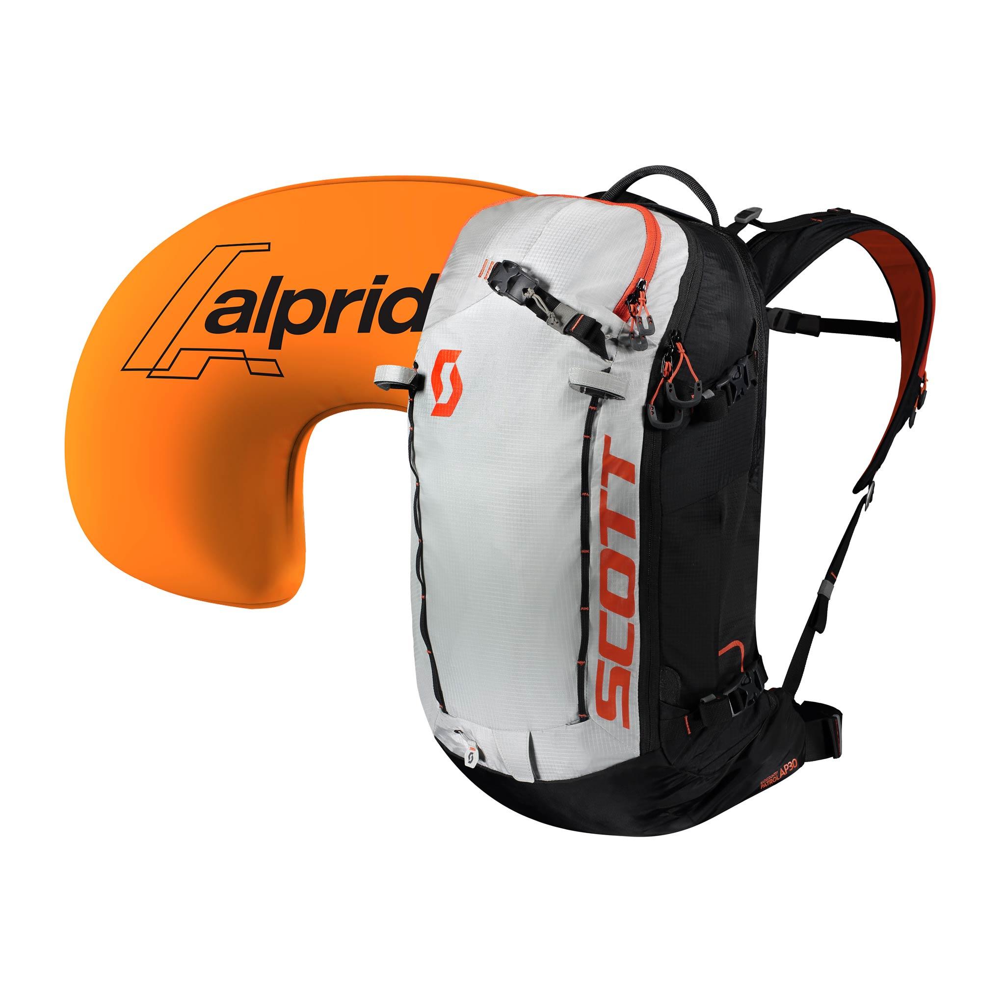 Scott Sports Alpride E1 Airbag-System 2020/2021