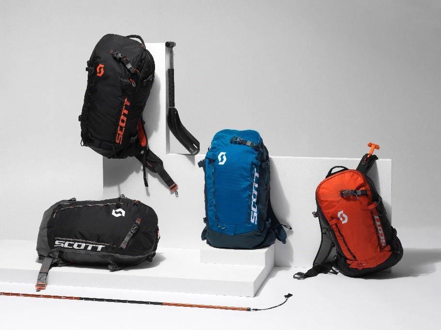 Scott Sports 2020/2021: Patrol E1 Avalanche Airbag-Rucksäcke