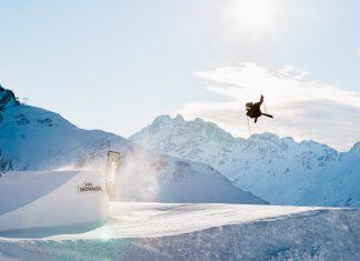 PRIME Report: Das aktuelle Setup im Snowpark Ischgl (Winter 2020) - Rider: Lukas Schlickenrieder