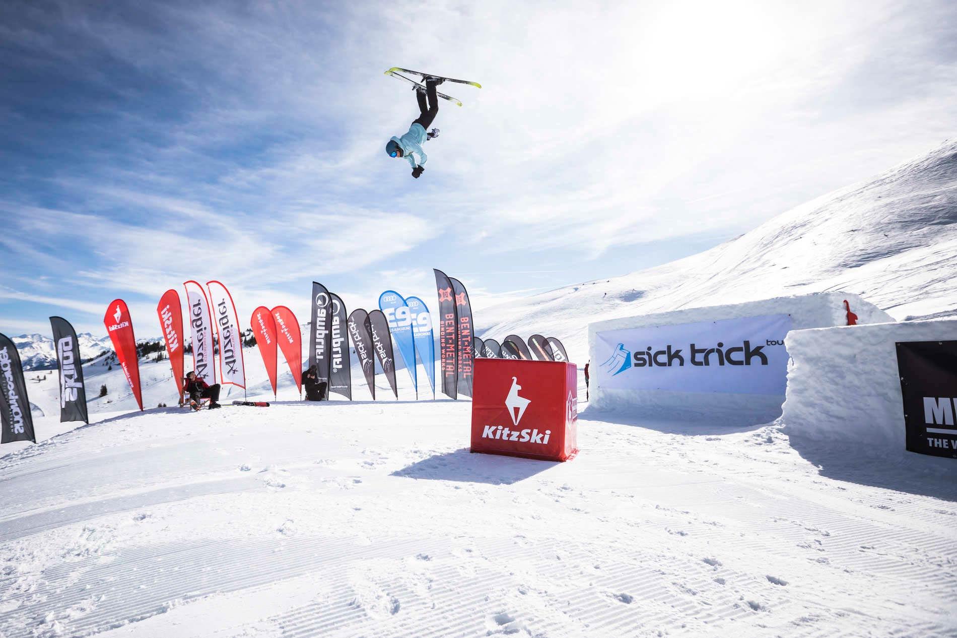 QParks Freeski Tour 2020: #5 Sick Trick Tour (Kitzbühel) – Recap - Foto: Roland Haschka