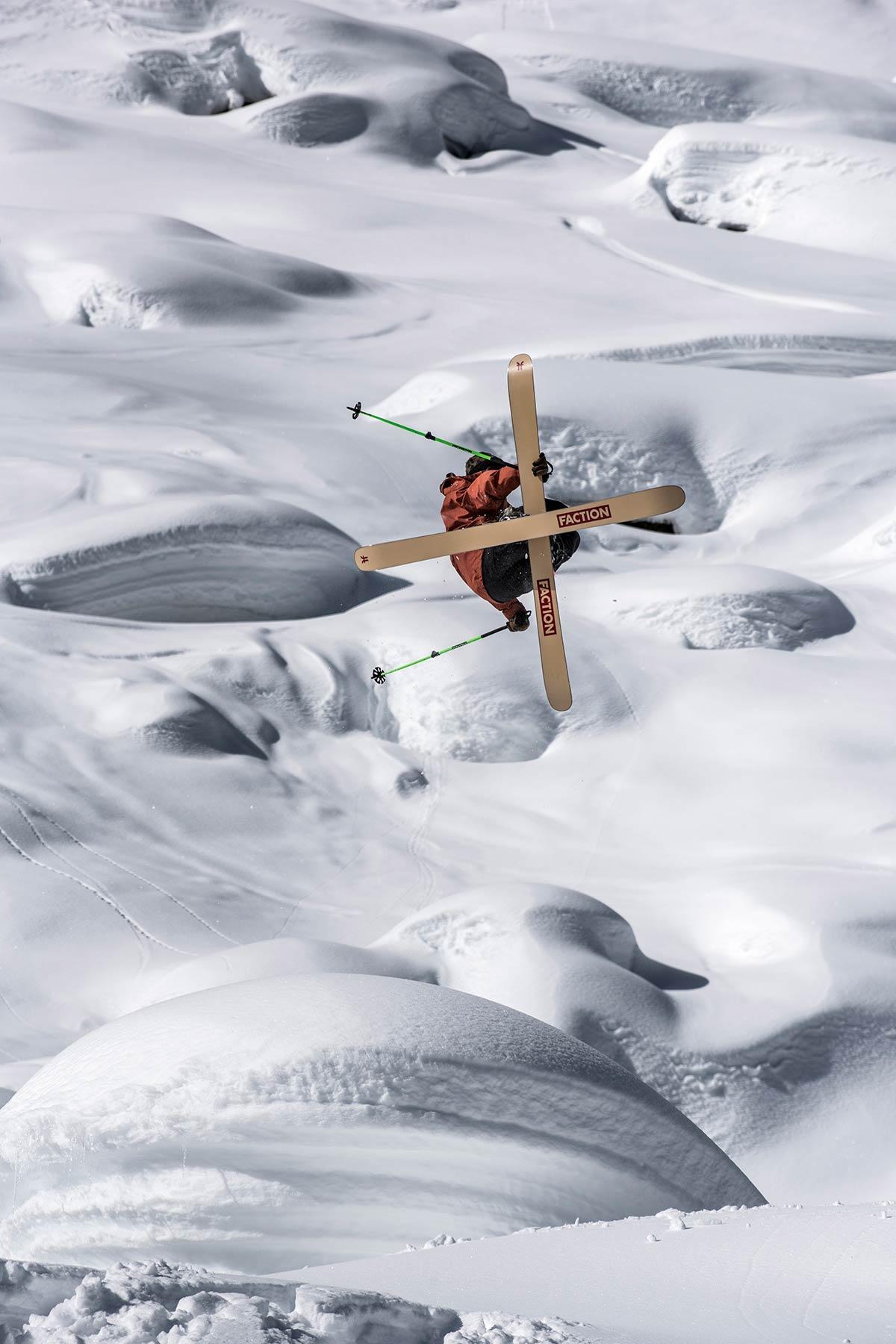 Rider: Tim McChesney - Location: BC, Kanada - Foto: Mark Clinton