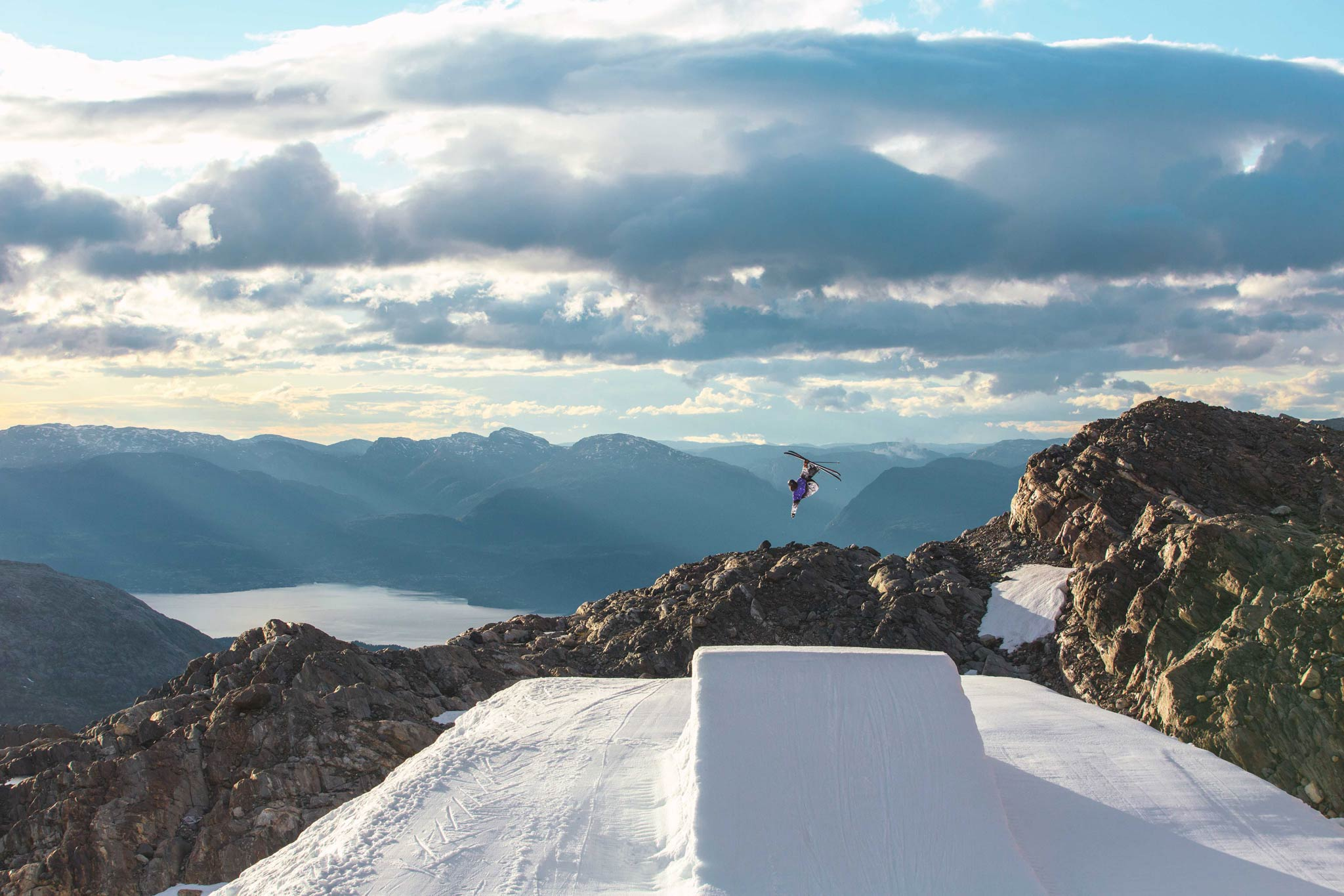 Rider: Antti Ollila Foto: Chris Baldry