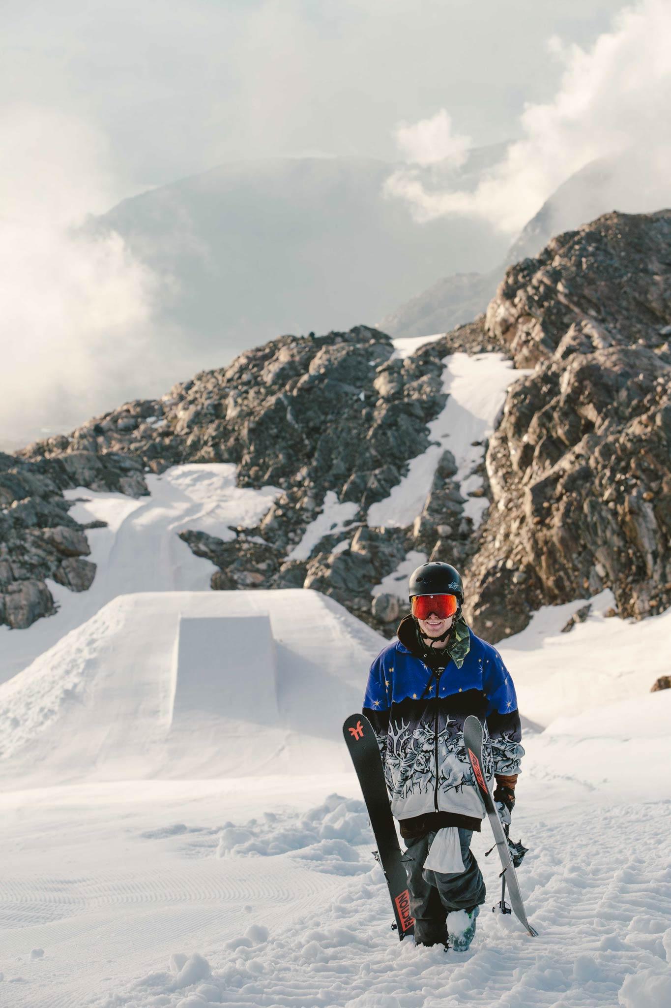 Rider: Antti Ollila - Foto: Chris Baldry