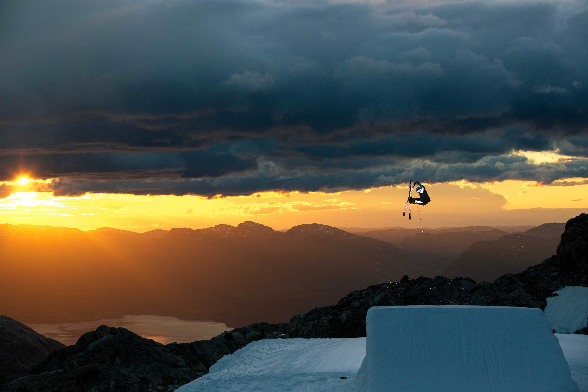 Rider: Mac Forehand - Foto: Chris Baldry