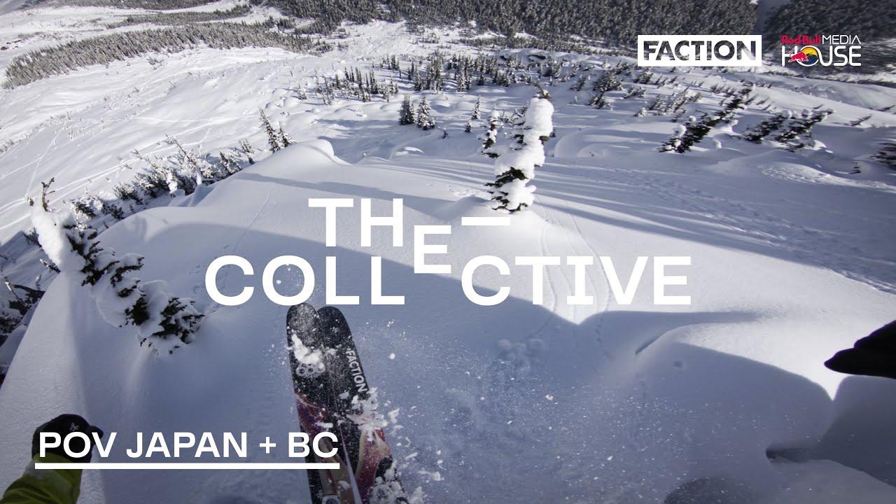 The Faction Collective POV Series (2020): Pillows und Spines in Kanada und Japan (4K)