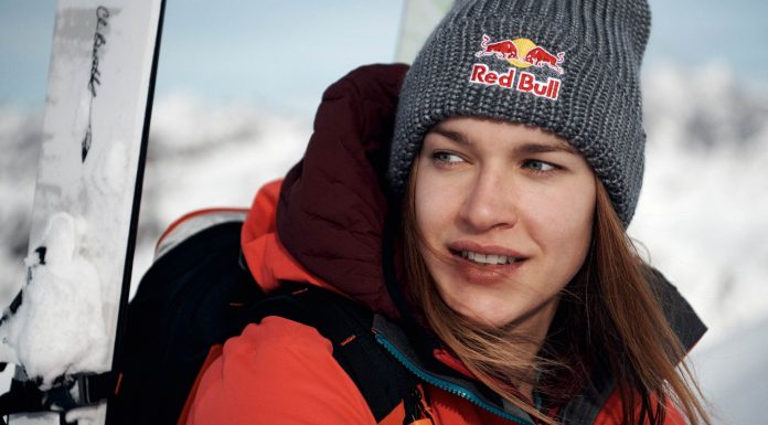 """""""Way To The Triple"""" - Freeride-Weltmeisterin Arianna Tricomi im Interview (2020) - Foto: Manuel Ferrigato/Red Bull"""