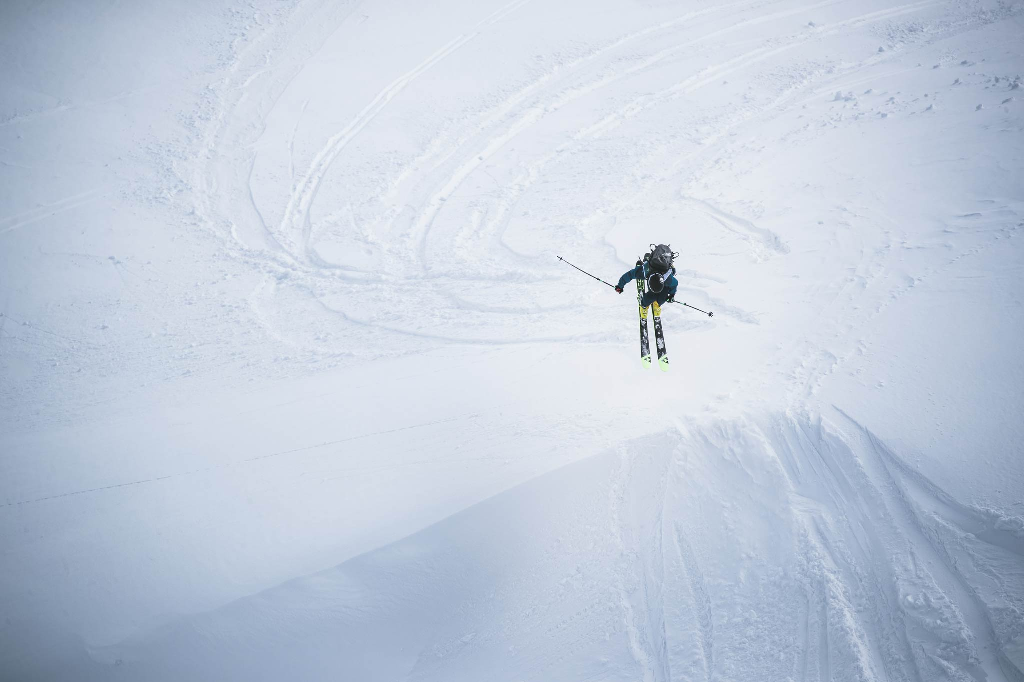 Open Faces Freeride Series 2020 #3: 2*-FWQ Gastein - Foto: Mia Knoll