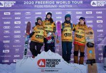Freeride World Tour 2020: Die Weltmeister stehen fest!