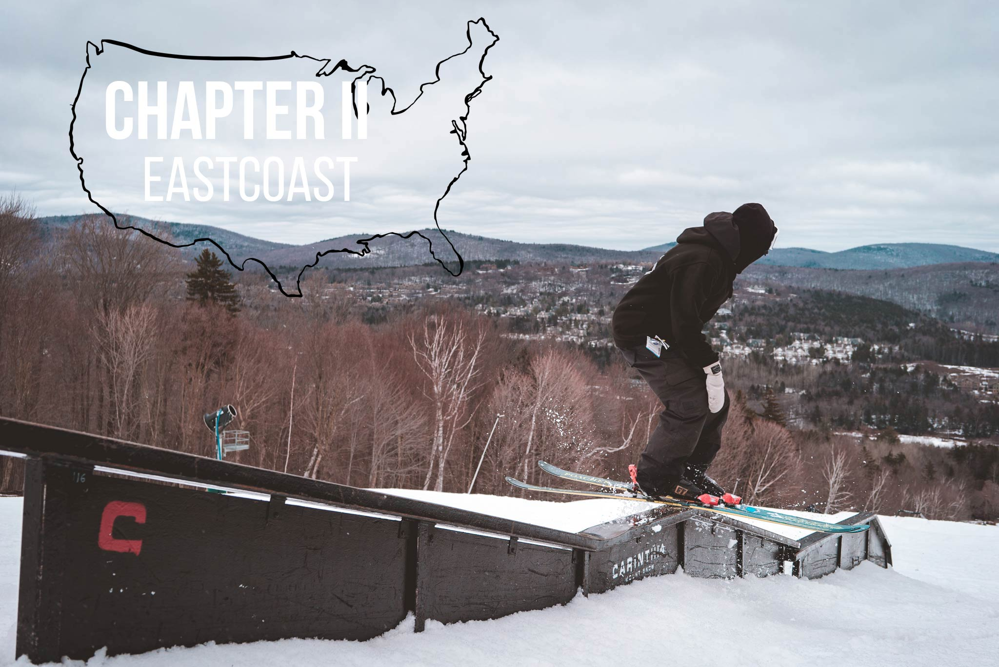 From Coast to Coast - On the Road to Mt. Hood: Chapter II - Eastcoast