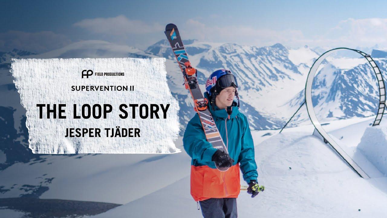 """The Rail Loop Story"" – Jesper Tjäder"