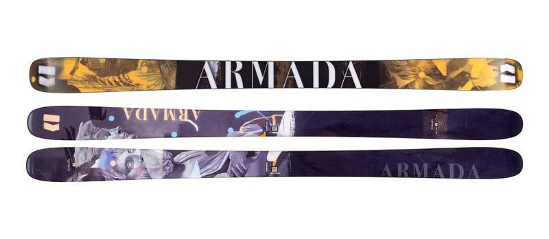 Die besten All-Mountain Ski 2021: Armada ARV 96 2021