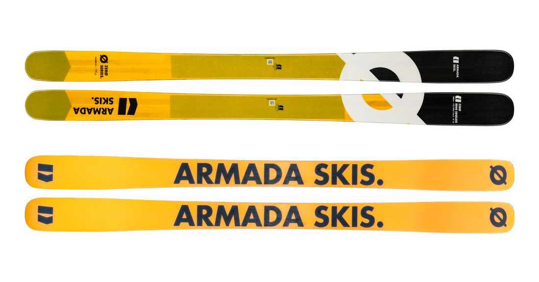 Skitest: Die besten Park- und Freestyle-Ski 2021: Armada BDog Edgeless 2021