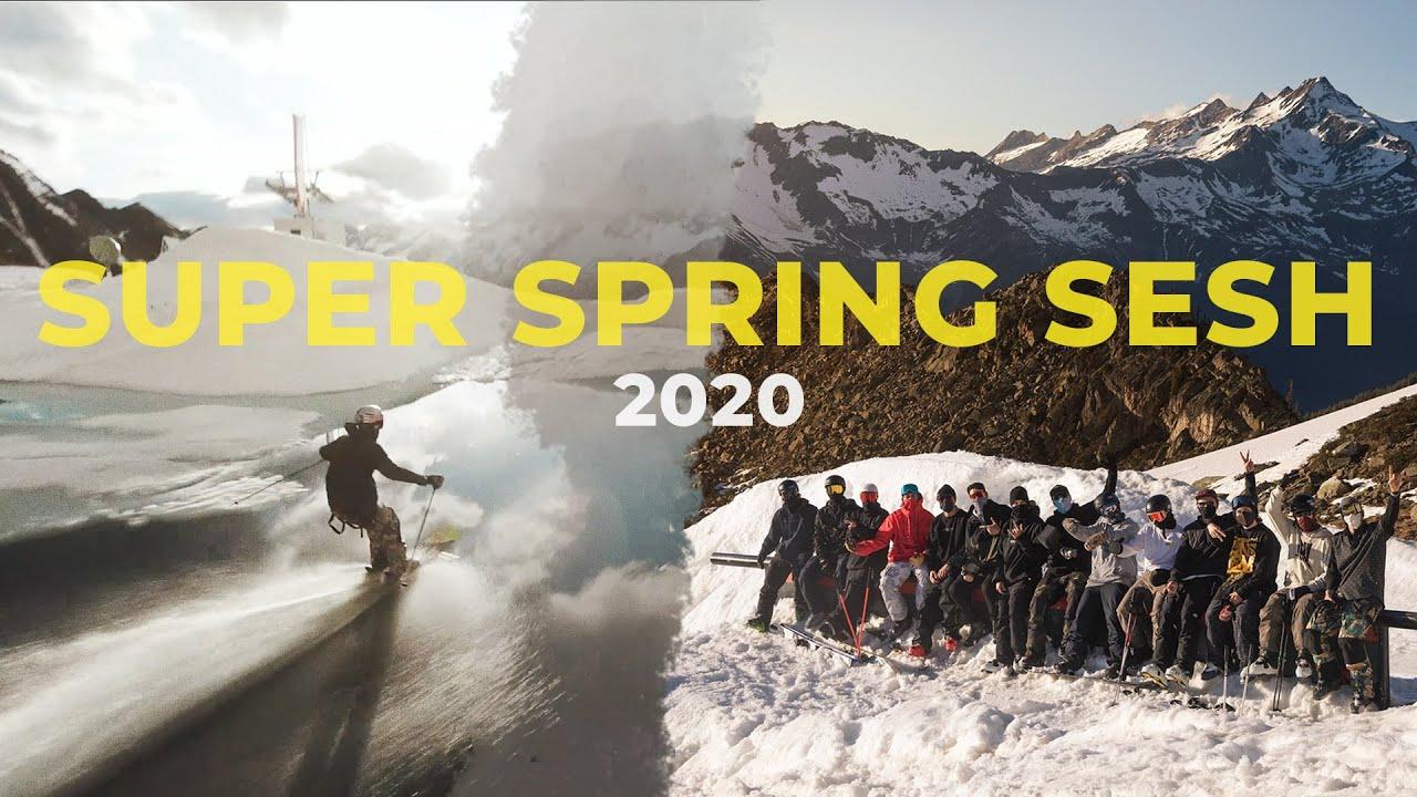 Perfekte Spring Vibes: SuperSpringSesh 2020 by Markus Eder