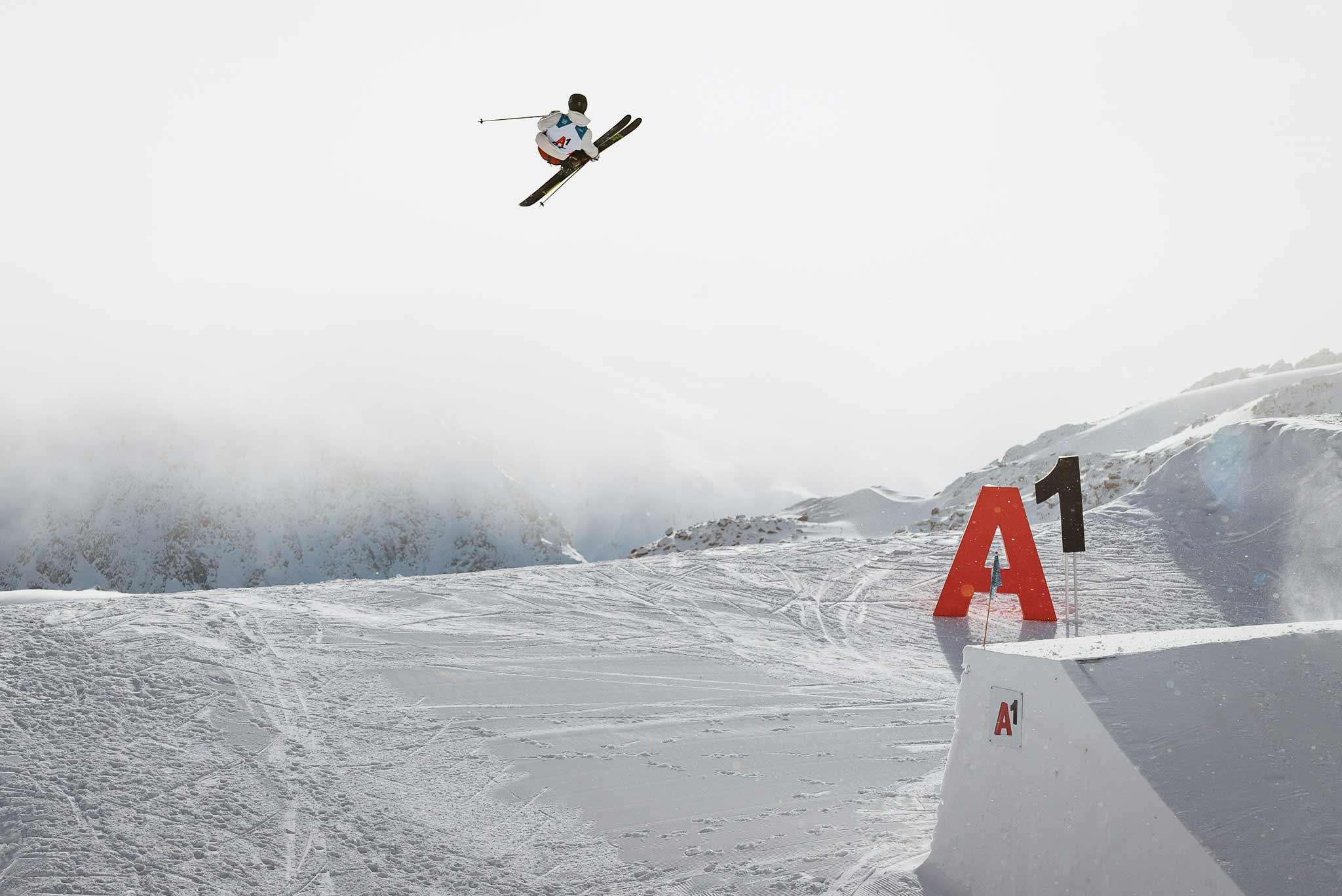 Auch Ferdinand Dahl aus Norwegen wird beim FIS Freeski World Cup Stubai 2020 wieder mit am Start sein.
