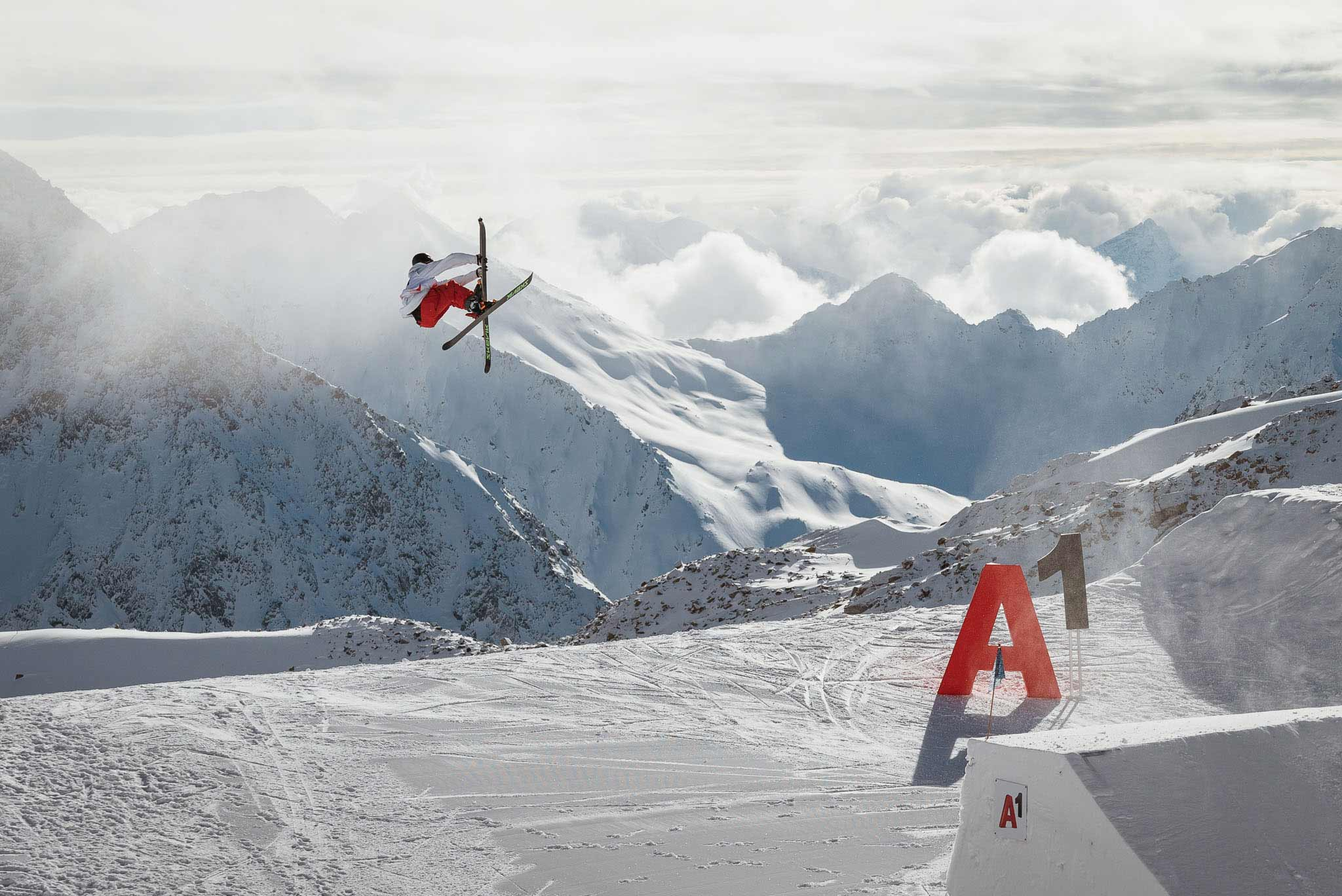 FIS Slopestyle World Cup 2020/2021 #1 (Stubai): Ergebnisse Finals