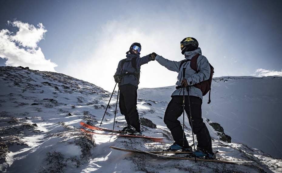 Gewinne einen Shift Pro Tourenskischuh 2021 von Salomon - Foto: D. Daher