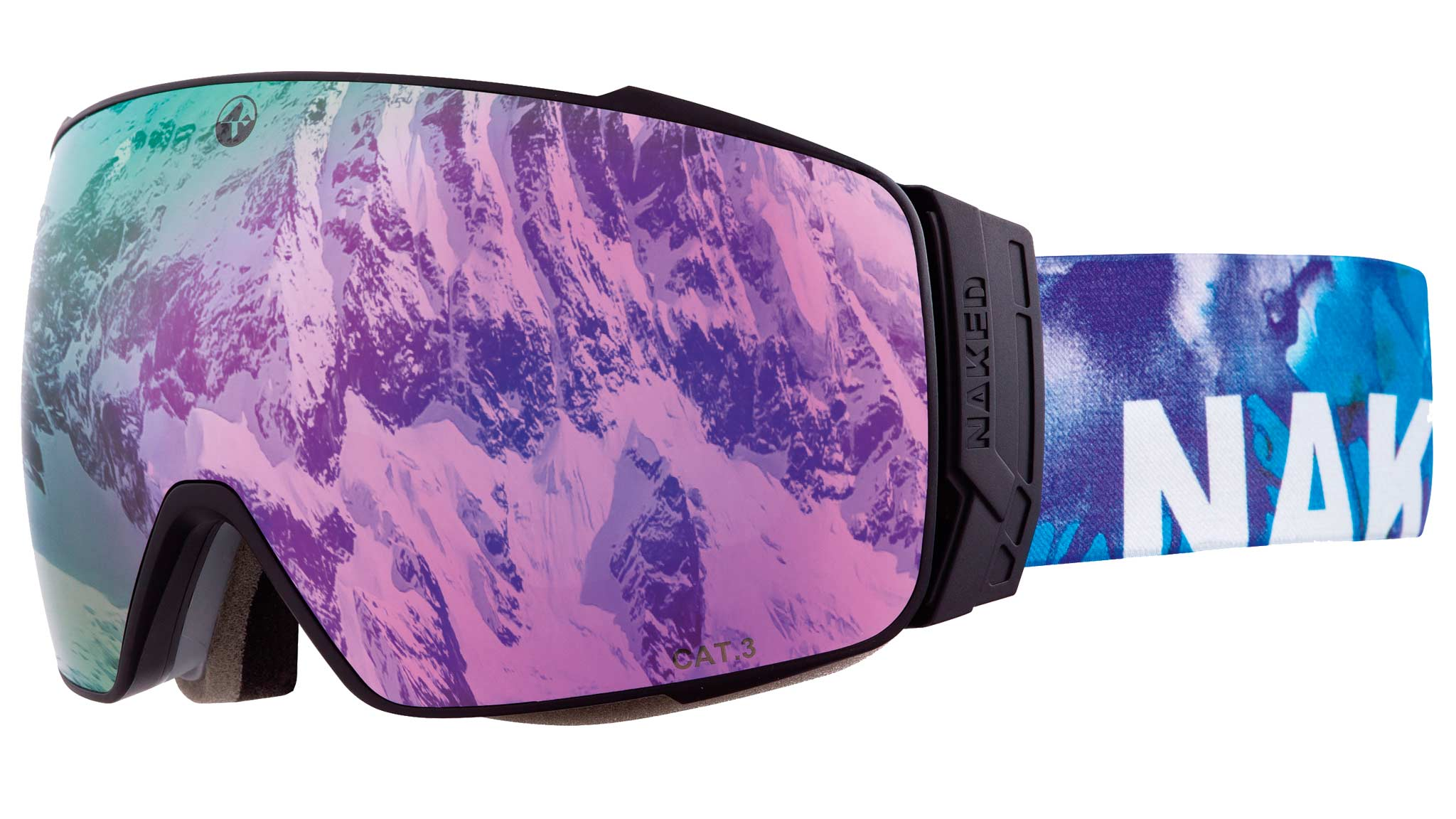 "Naked Optics ""The Storm"" 2021 Skibrille"