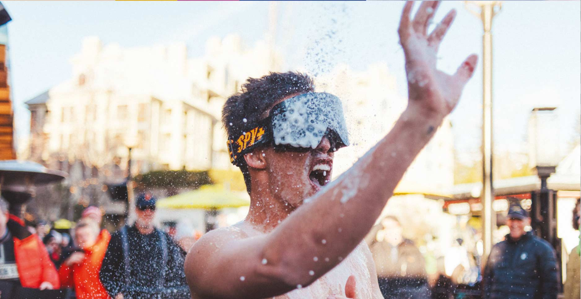 SPY+: Rahmenlose Goggles & neue Helme (2021)