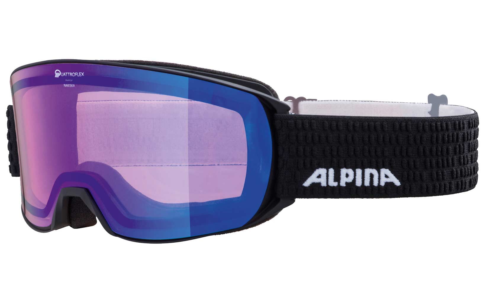 "Alpina ""Nakiska QHM"" Skibrille"