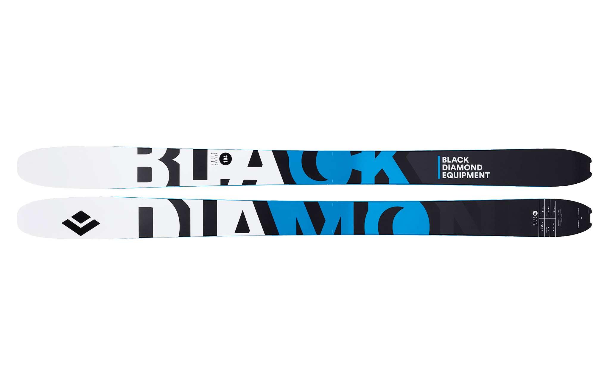 """Black Diamond """"Helio Carbon 104"""" 2021"""