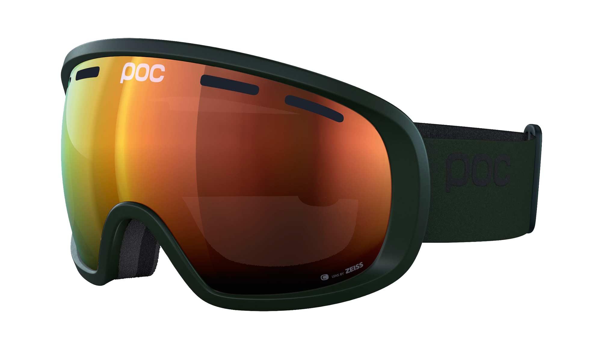 "POC ""Fovea Clarity Pow JJ"" 2021 Skibrille"