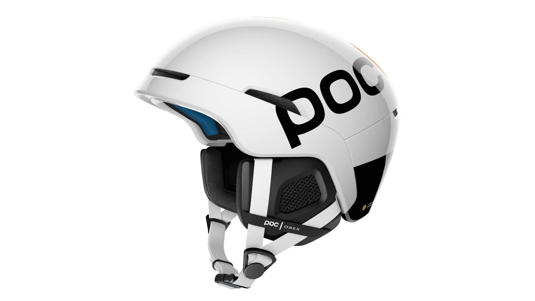 """POC """"Obex Backcountry Spin Avip"""" 2021 Skihelm: Das Ganzkopf-Verstellsystem ermöglicht eine perfekte Passform ohne Polsterwechsel. Zudem sorgen SPIN-Pads für zusätzlichen Komfort und Schutz."""