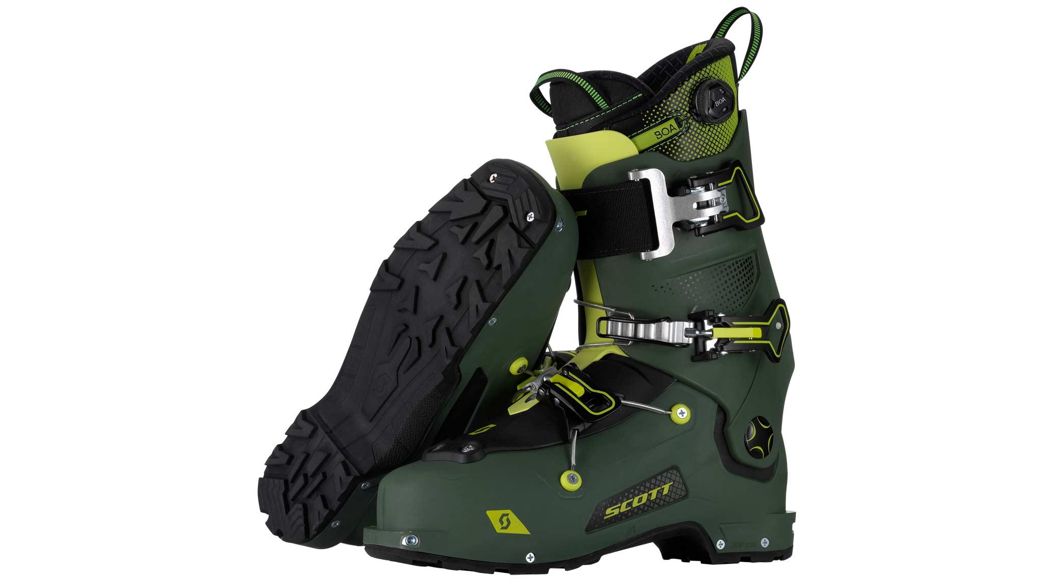 "Scott ""Freeguide Carbon"" 2021 Freetouring-Skischuh"