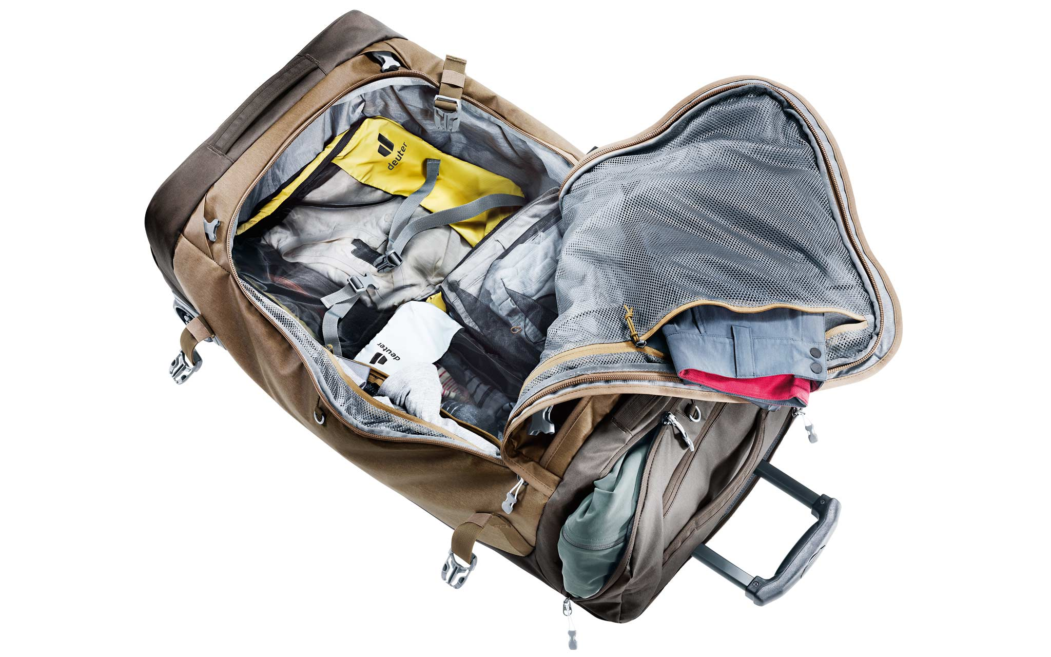 "Deuter ""Aviant Duffle Pro Movo 90"" 2021"