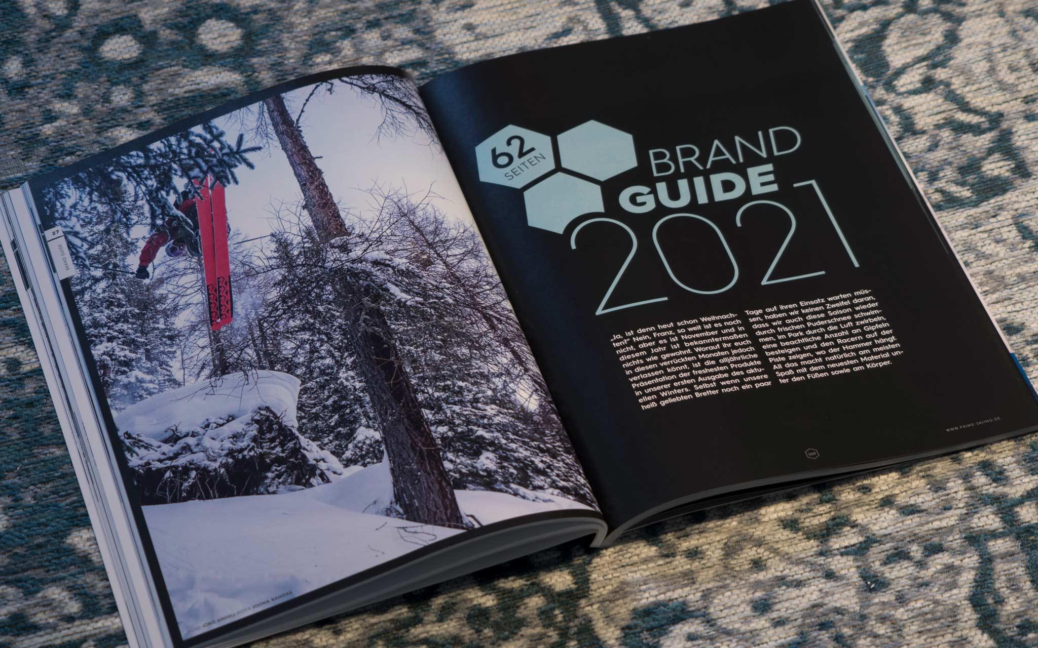 PRIME Brandguide 2020/2021