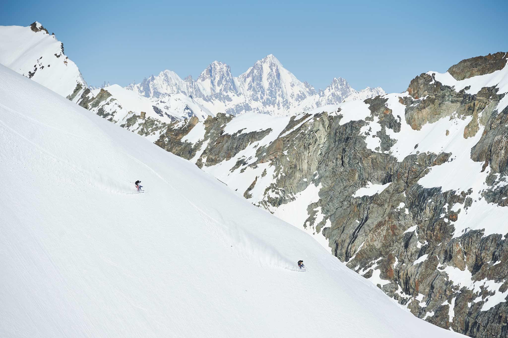 """Zermatt To Verbier"" Full Movie - 2020 - The Faction Collective"