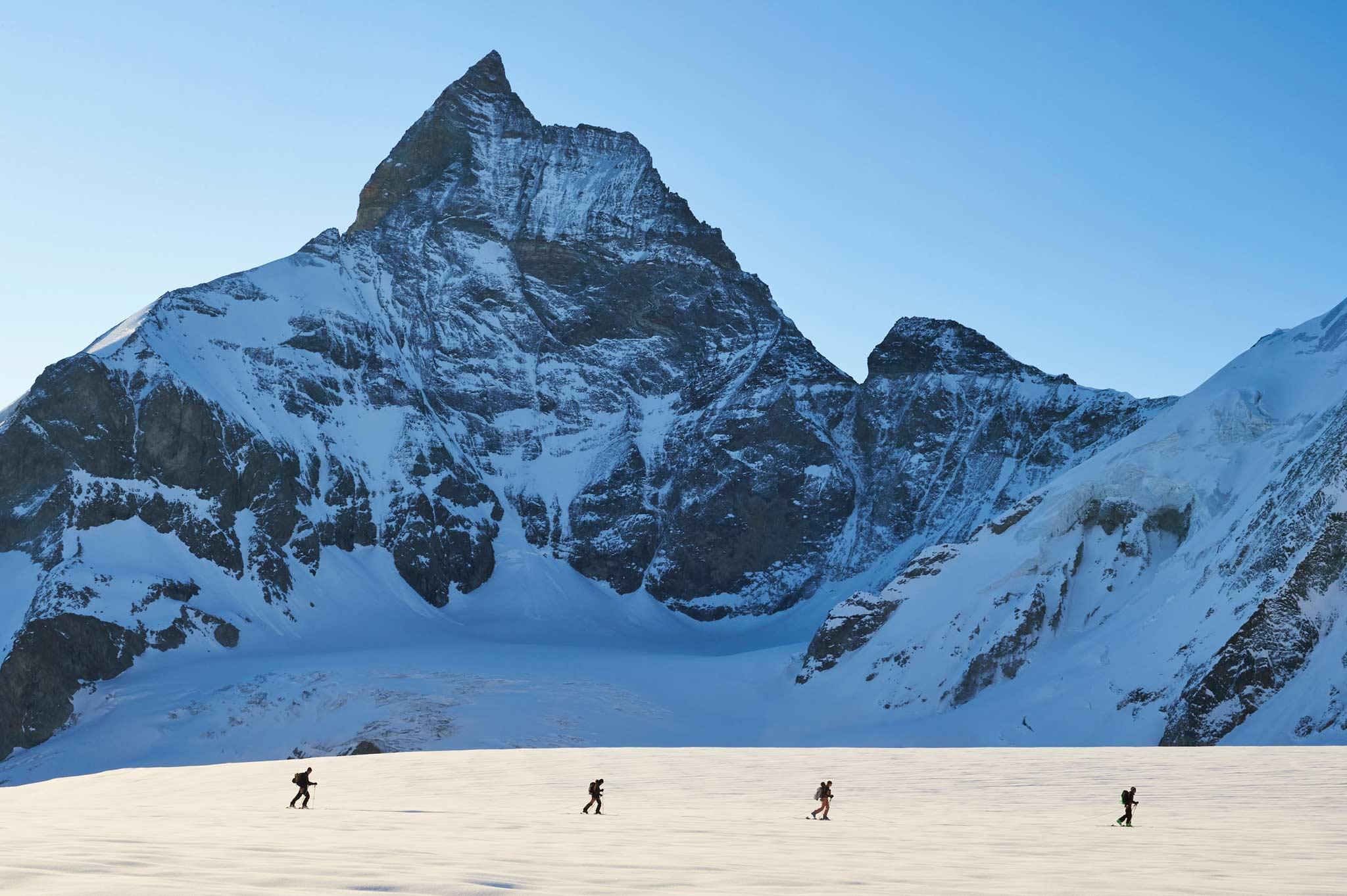 """Zermatt To Verbier"" Full Movie - 2020 - The Faction Collective - Foto: Rudi Flück"