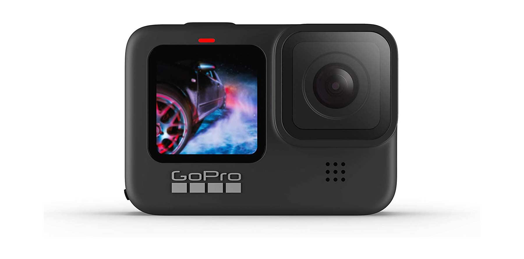 11 Geschenkideen für Skifahrer: GoPro Hero 9 Black