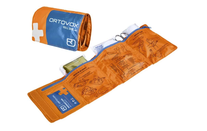 11 Geschenkideen für Skifahrer: Ortovox First Aid Roll Doc Mid