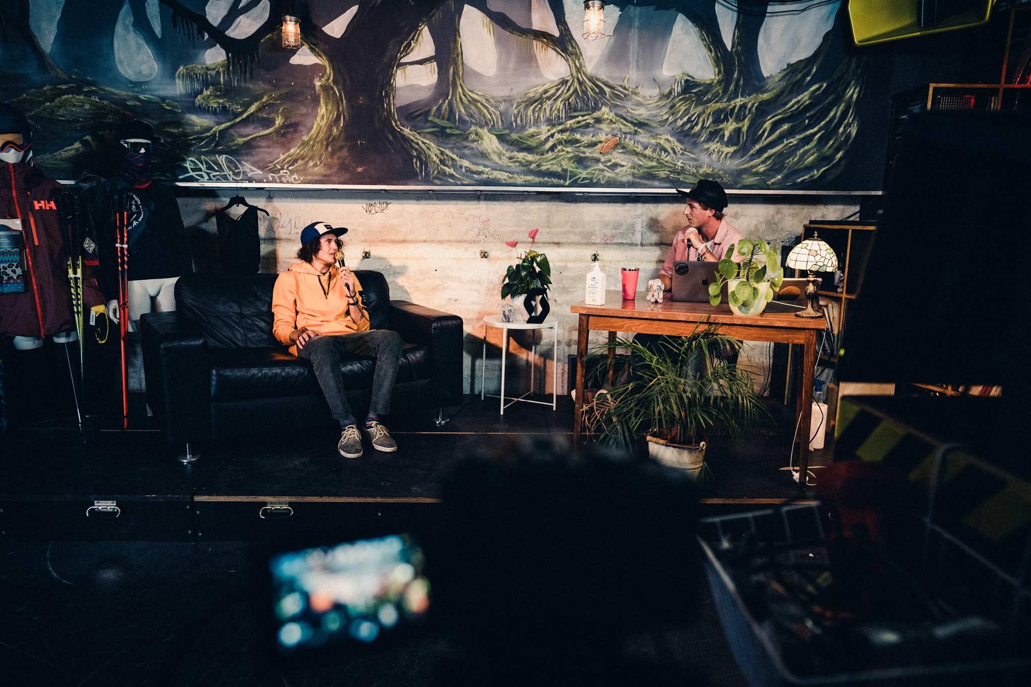 Das zweite Livestream-Event findet am 22.12.2020 auf dachsbau.tv statt. - Foto: Flo Gassner