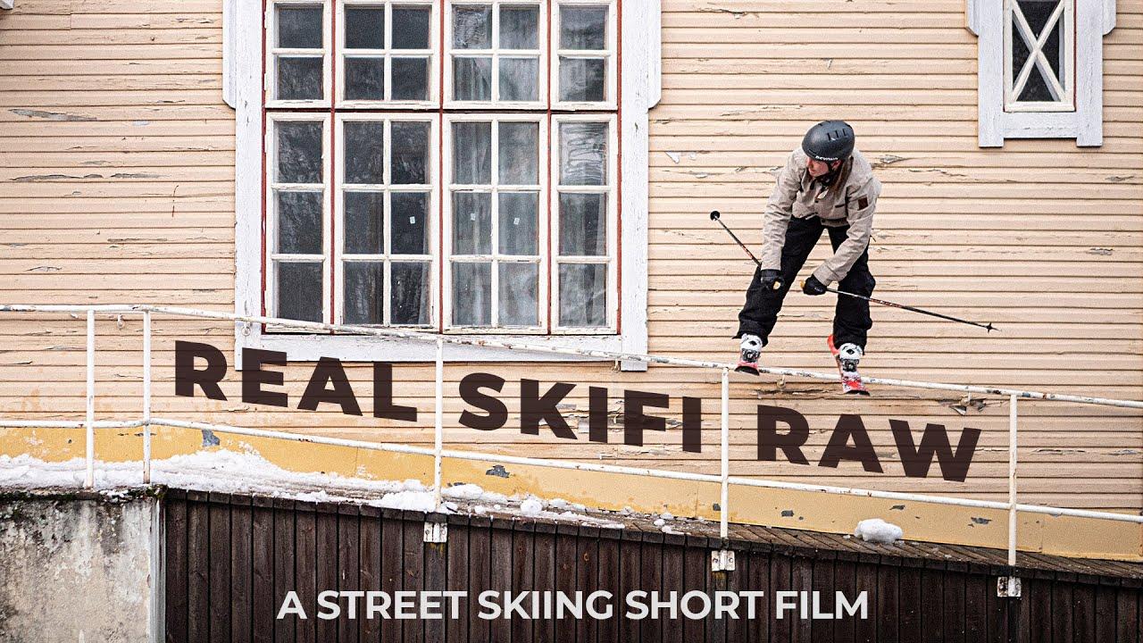 Real Skifi Crew: Raw Street-Skiing