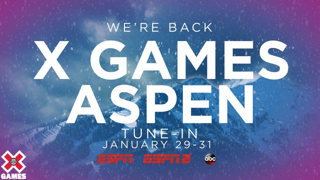Preview: Alles rund um die Winter X Games 2021 Aspen