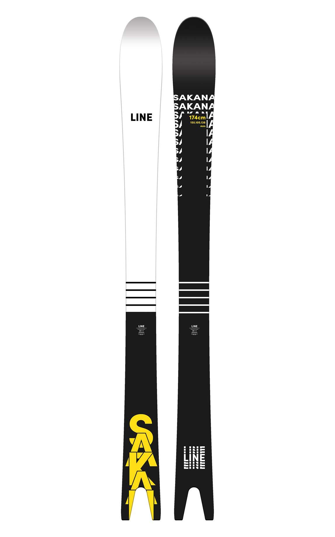 Line Skis – Sakana 2022